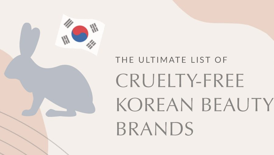 The ultimate list of Cruelty-Free Korean Beauty Brands