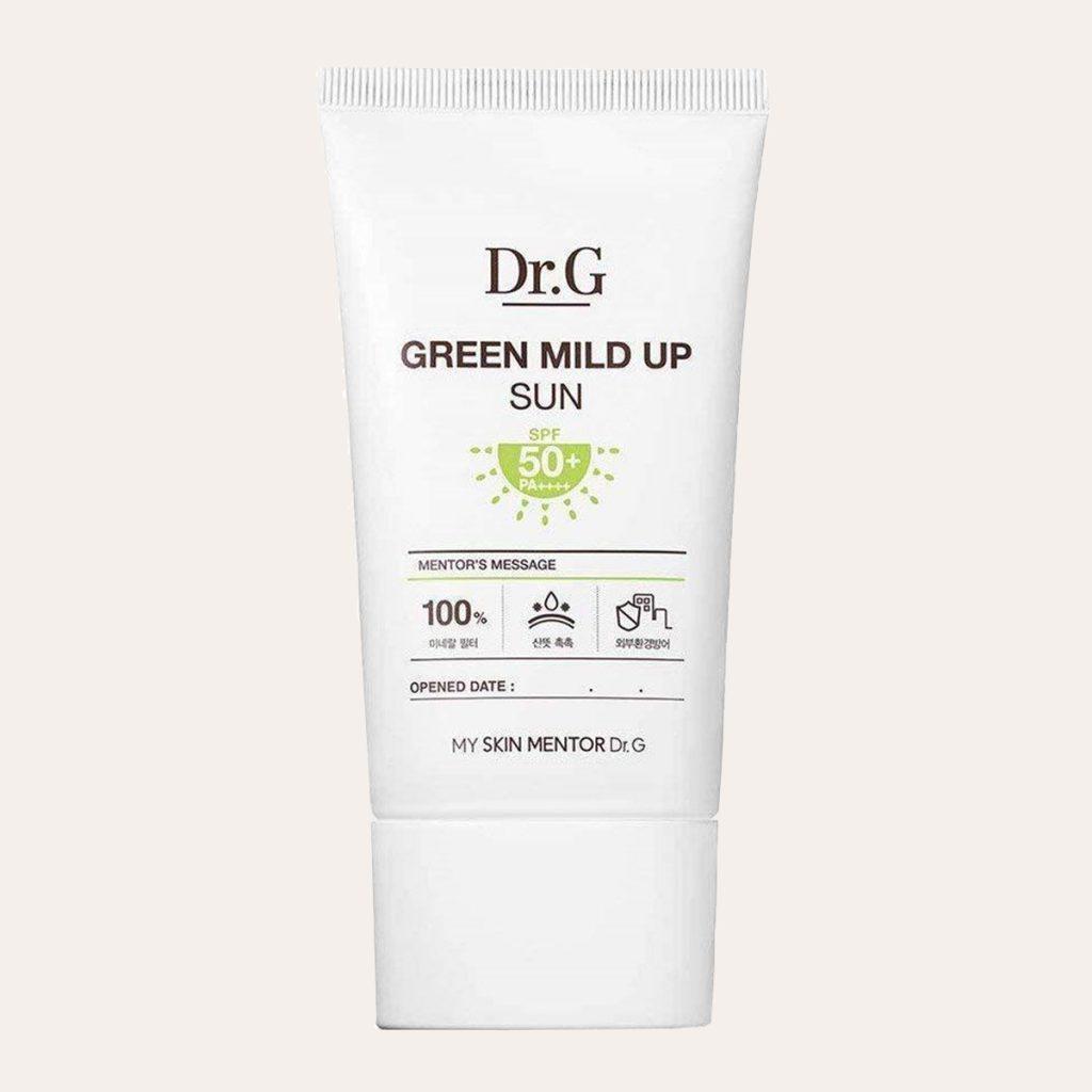 Dr.G – Green Mild Up Sun SPF50+ PA++++