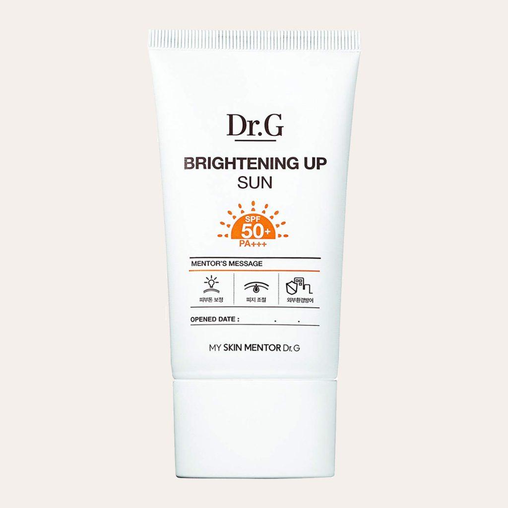 Dr. G – Brightening Up Sun SPF50+ PA+++