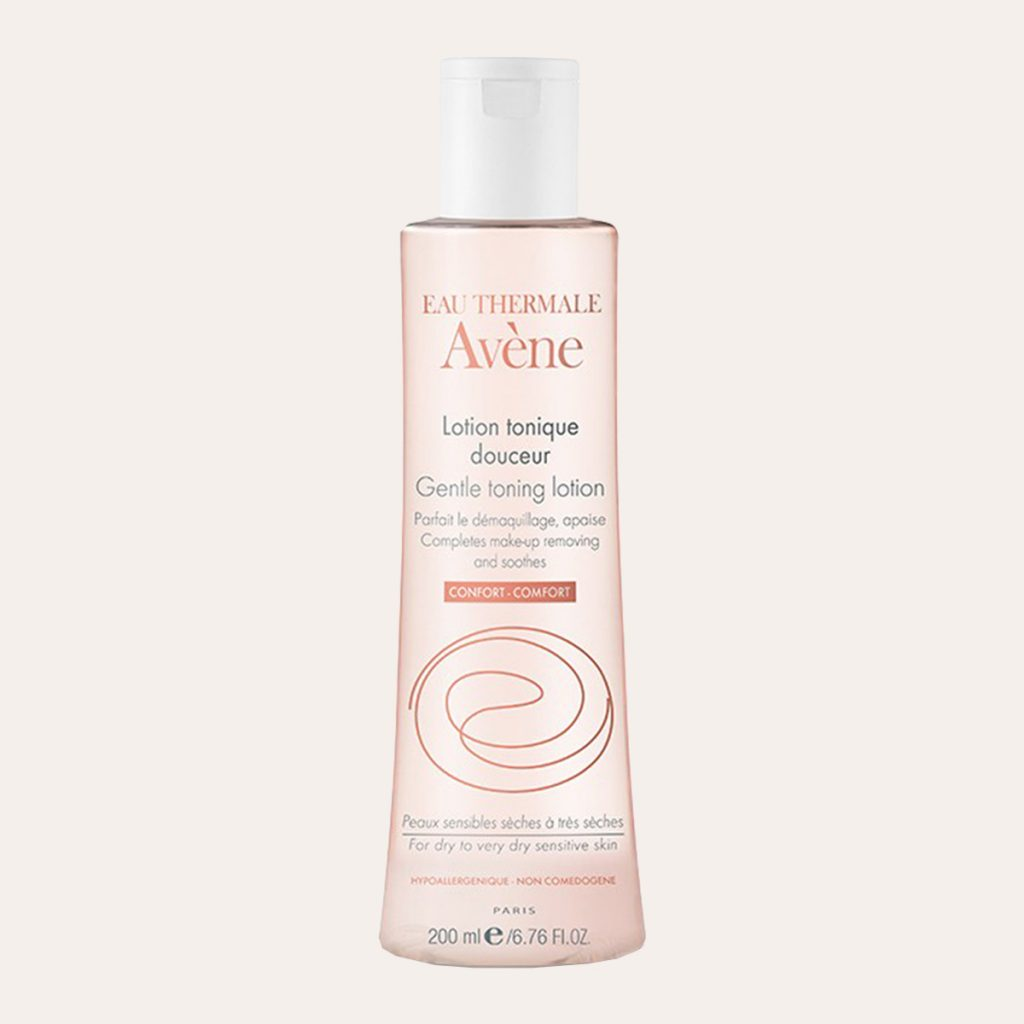 best K-Beauty Products Avène – Gentle Toning Lotion