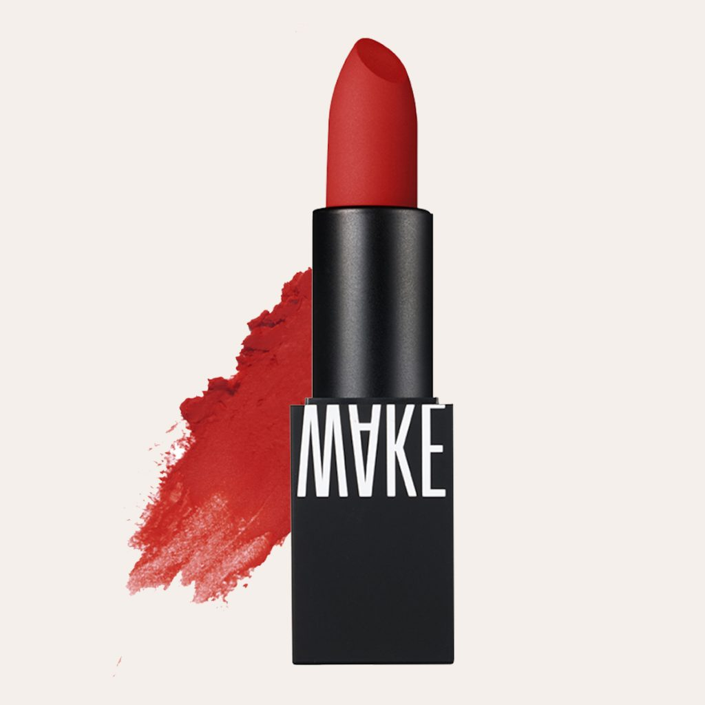 best K-Beauty Products WakeMake – Rouge Gun Zero (#02 Kill Me Red)