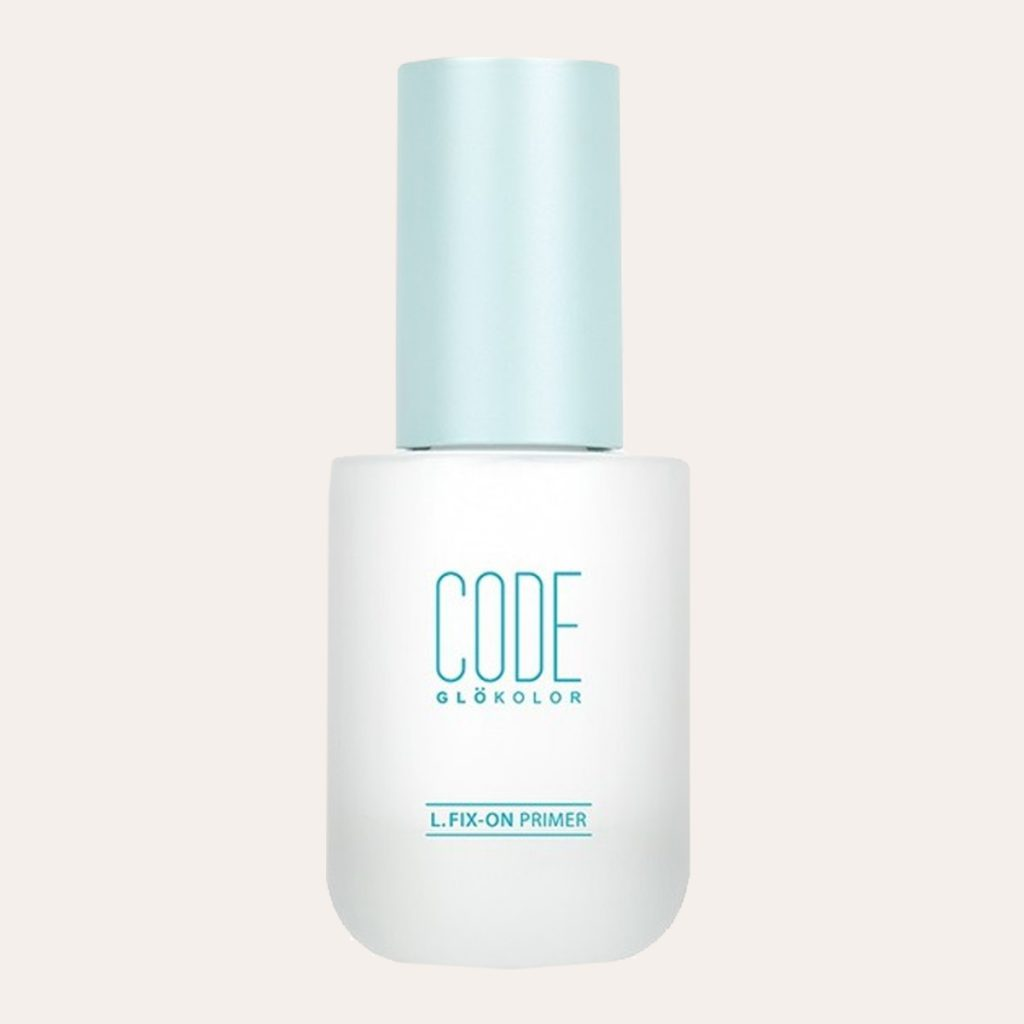 best K-Beauty Products Code Glokolor – L.fix on Primer
