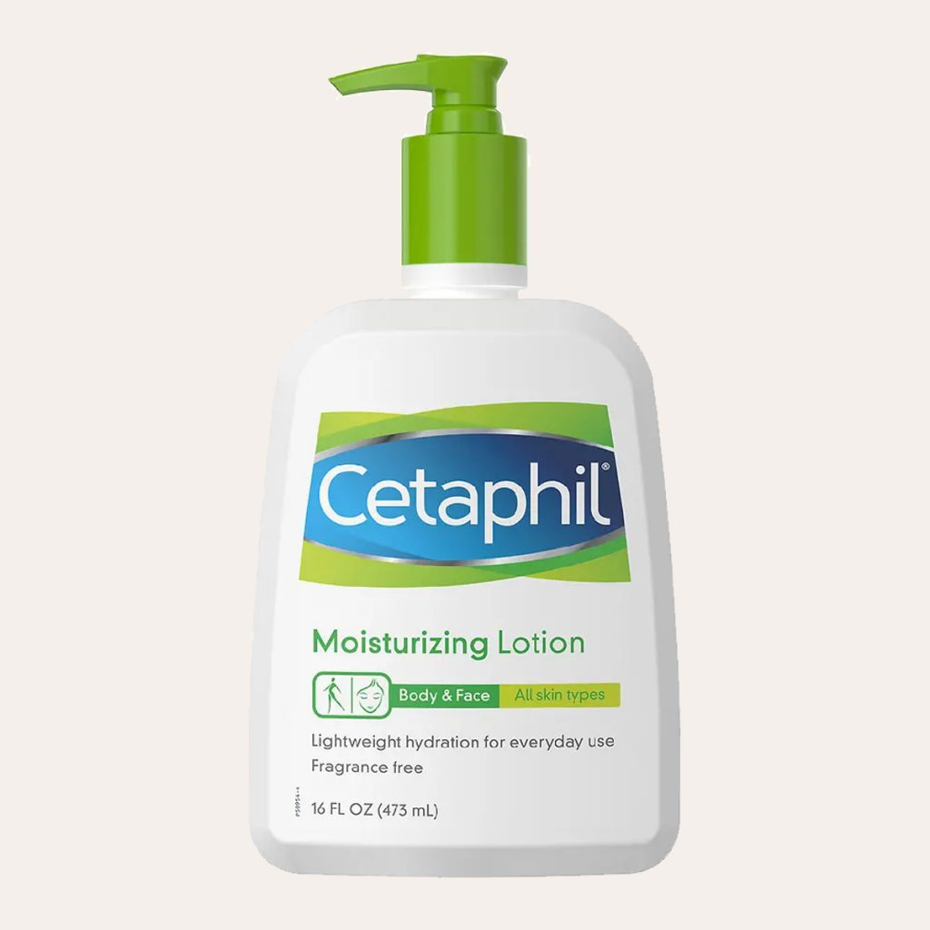 best K-Beauty Products Cetaphil – Moisturizing Lotion