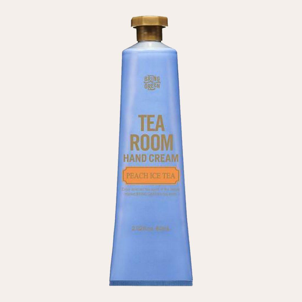 Bring Green – Tea Room Hand Cream (#Peach Ice Tea)