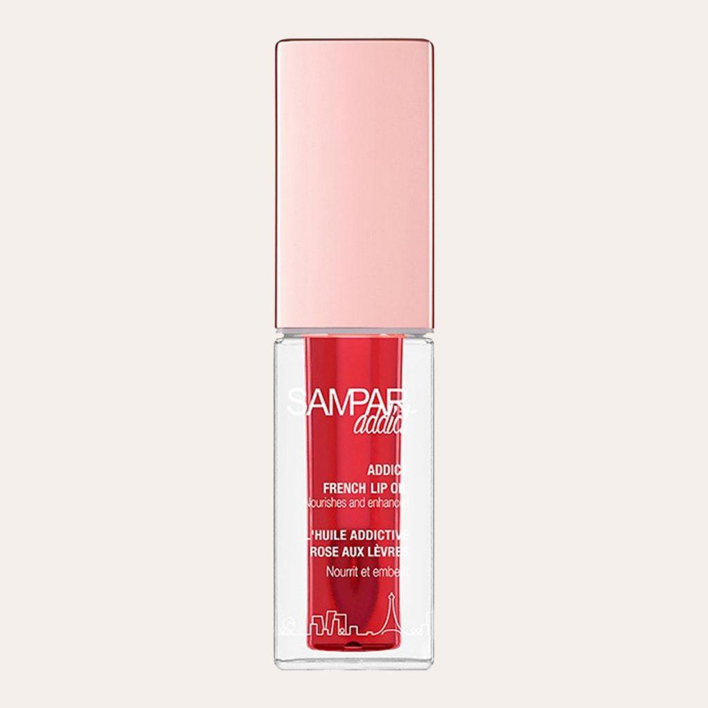 Sampar – Addict French Lip Oil (#Hibiscus)