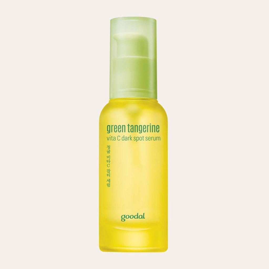 best K-Beauty Products Goodal – Green Tangerine Vita C Dark Spot Serum