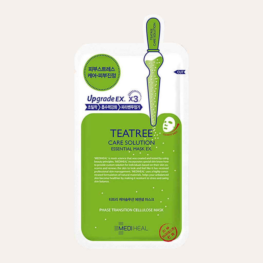 Mediheal – Teatree Care Solution Essential Mask