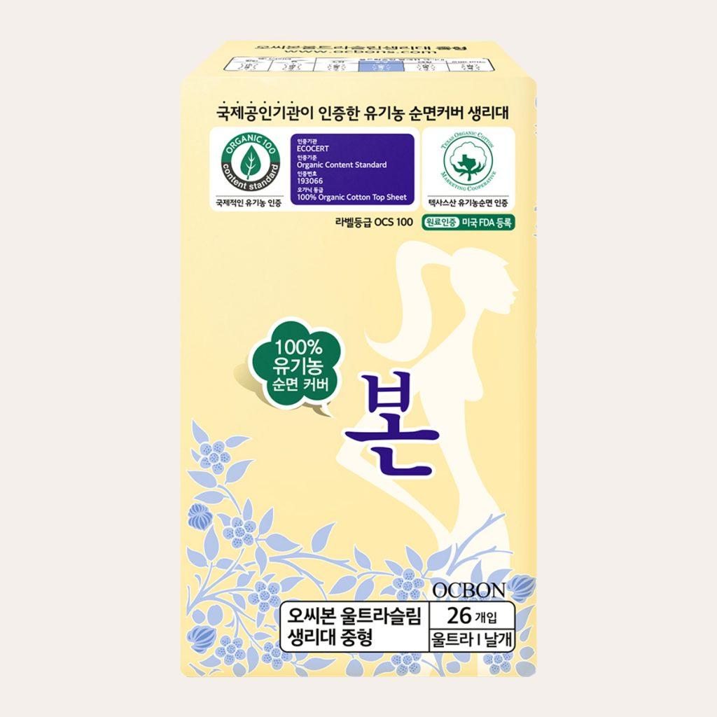 Yuginong Bon – Organic Sanitary Pad