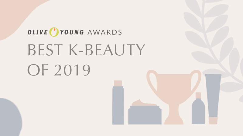 Olive Young Awards 2019