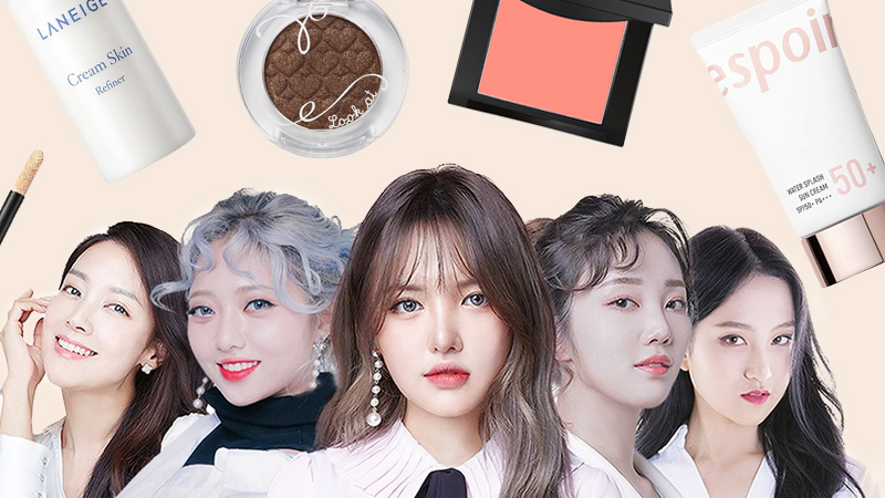 Korean Beauty YouTubers' Favourite Products in 2019