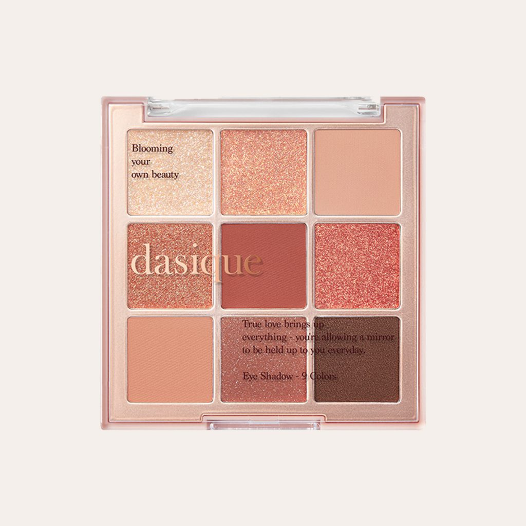 Dasique – Shadow Palette (#02 Rose Petal)