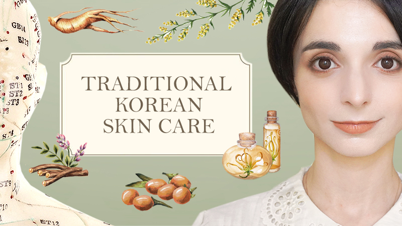 The Traditional Korean Medicine Guide to Skin Care