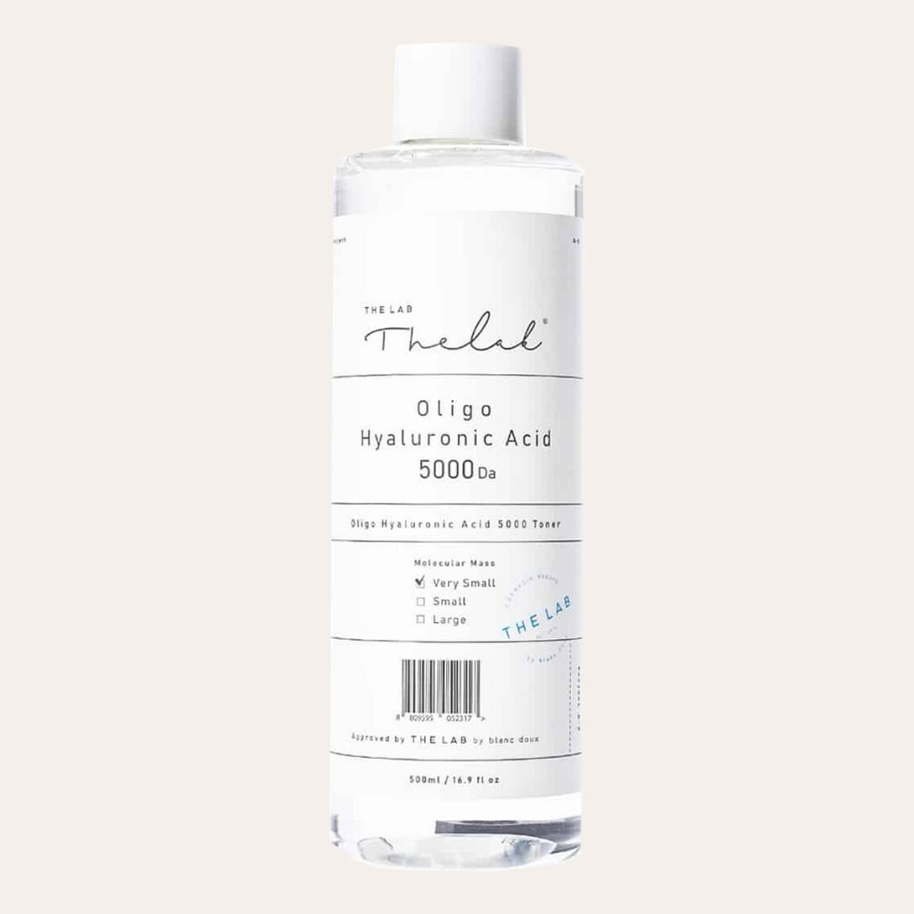 The Lab by Blanc Doux – Oligo Hyaluronic Acid 5000 Toner