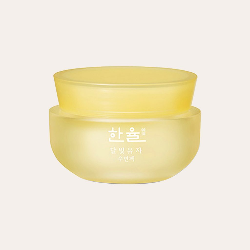 Hanyul – Yuja Sleeping Mask