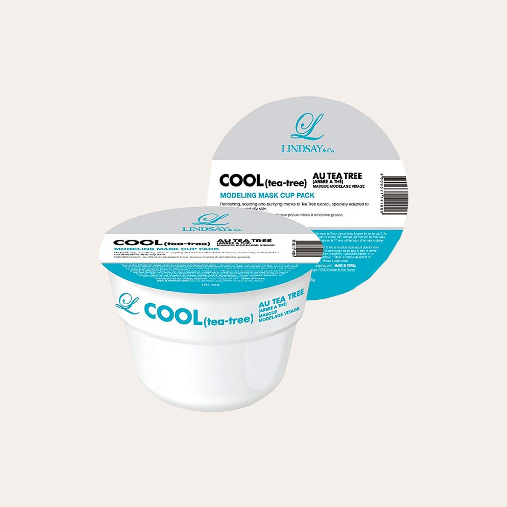 Lindsay – Cool Tea Tree Modelling Mask