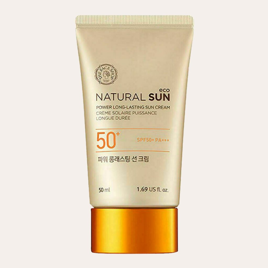 The Face Shop – Power Long-Lasting Sun Cream SPF50+/PA+++