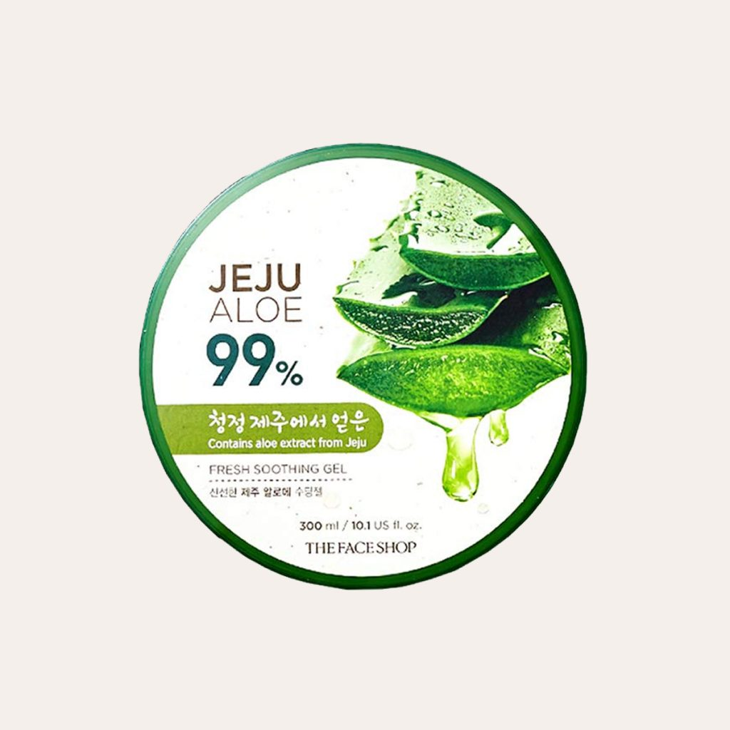 The Face Shop – Jeju Aloe Fresh Soothing Gel