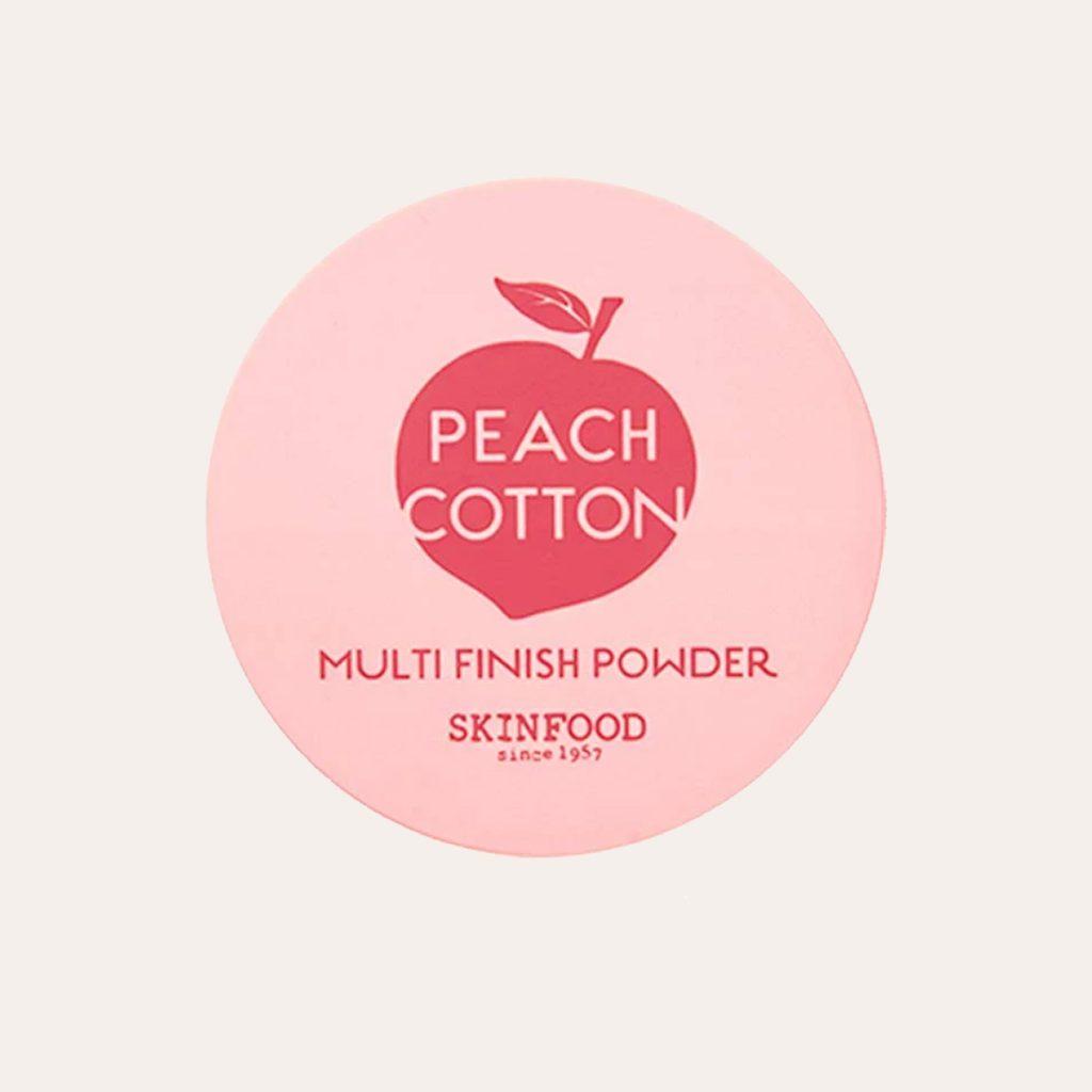 Skinfood – Peach Cotton Multi Finish Powder