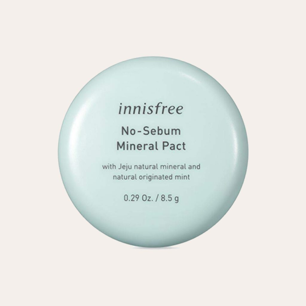 Innisfree – No Sebum Mineral Pact