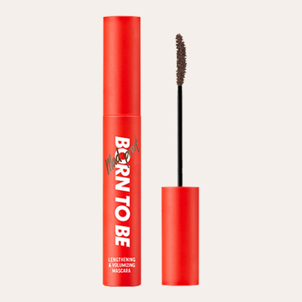 A'Pieu - Born To Be Mad Proof Lengthening & Curling Mascara (#Brown)