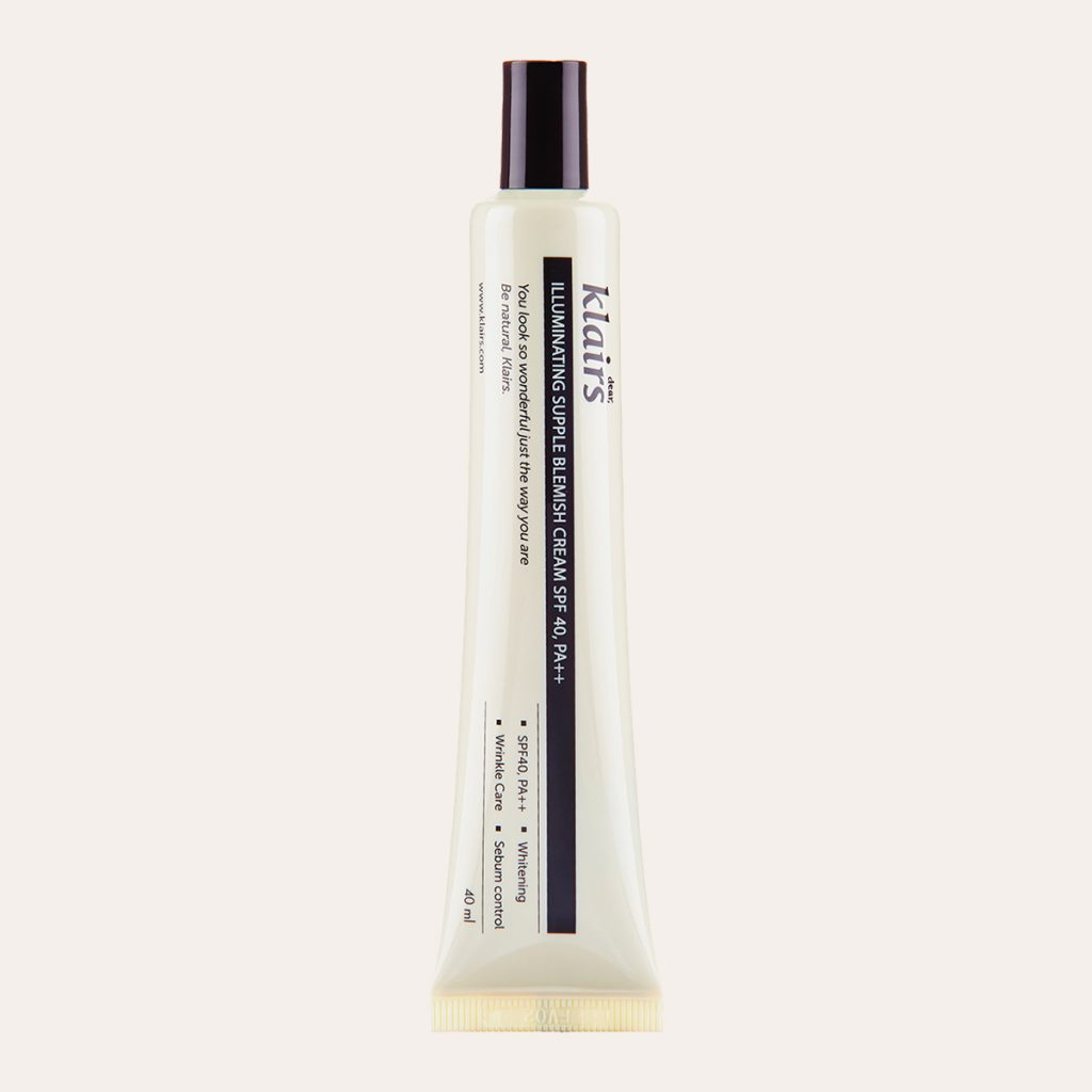 Dear Klairs – Illuminating Supple Blemish Cream SPF40/PA++
