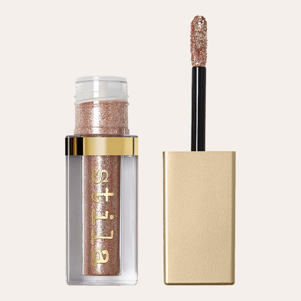 Stila – Magnificent Metals Glitter & Glow Liquid Eye Shadow (Kitten Karma)