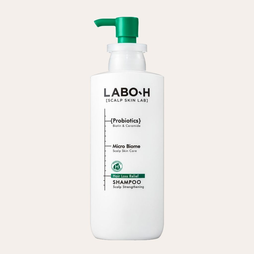 Labo:H - Probiotics Hair Loss Relief Shampoo