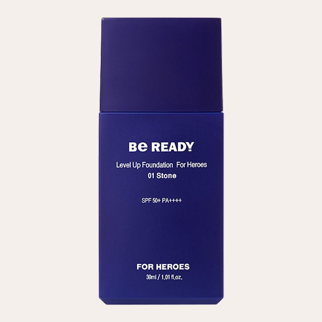 Be Ready - Level Up Foundation For Heroes SPF50+ PA++++