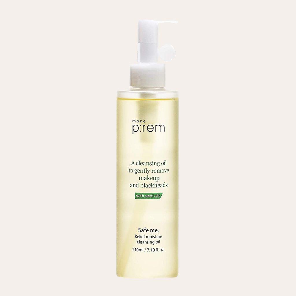 Make p:rem - Safe me. Relief Moisture Cleansing Oil