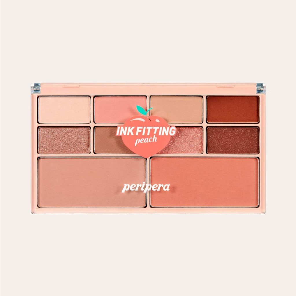 Peripera – Ink Fitting Color Palette