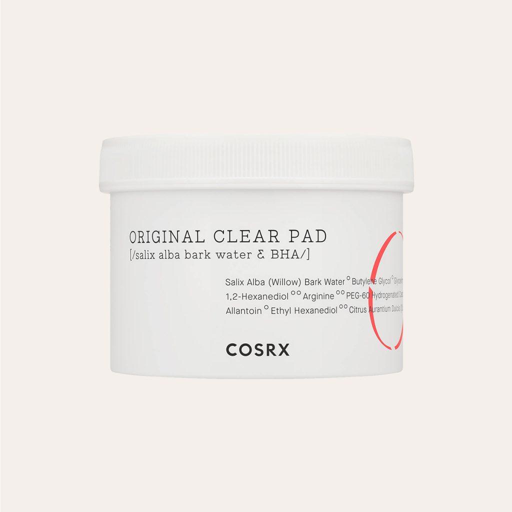 COSRX – One Step Original Clear Pads