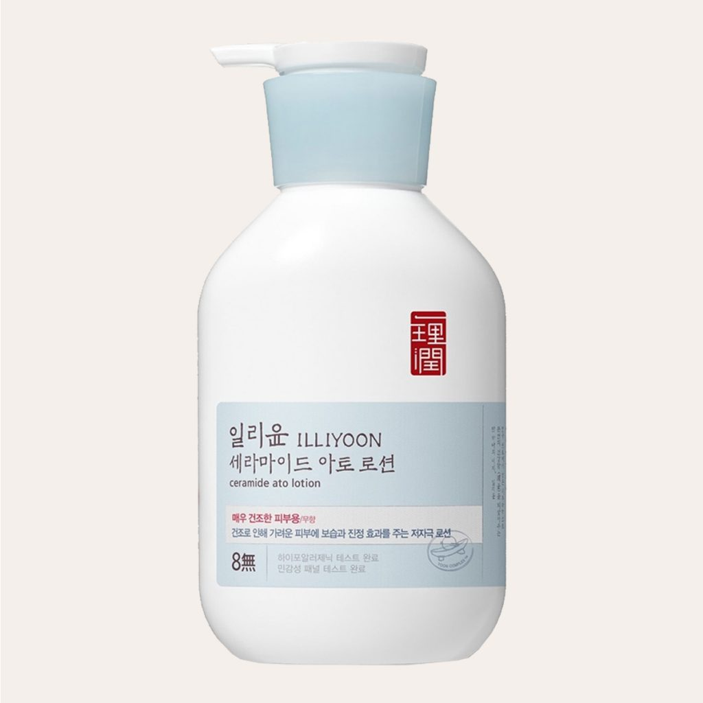 Illiyoon – Ceramide Ato Lotion