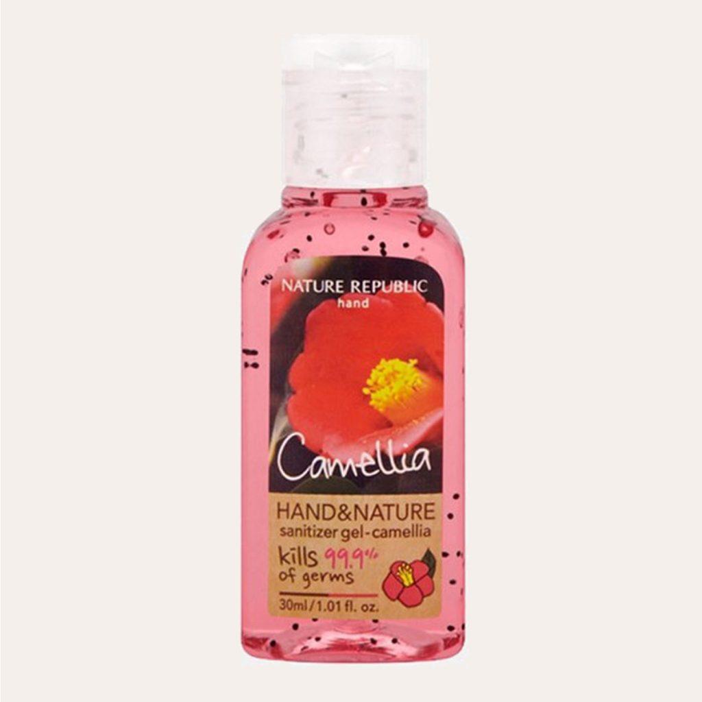 Nature Republic – Hand And Nature Sanitizer [Camellia]