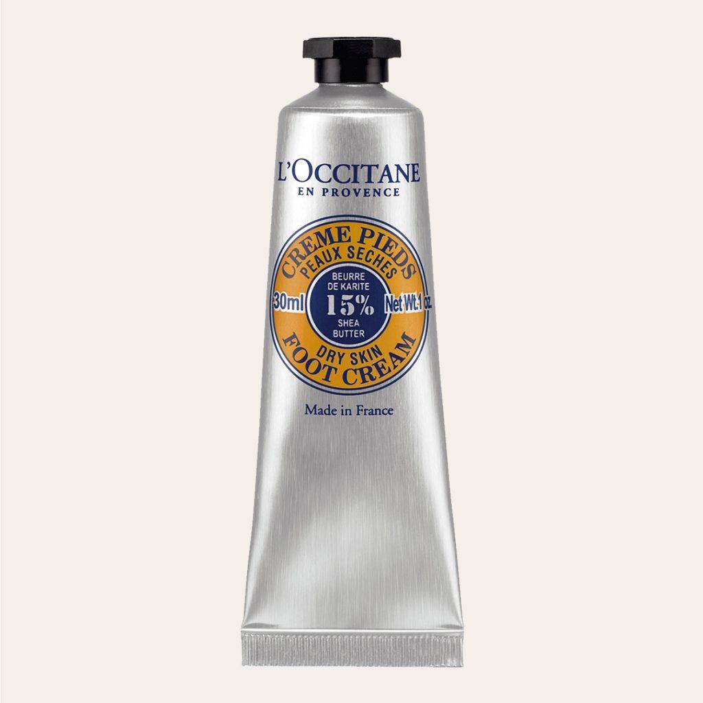 L'Occitane – Shea Butter Foot Cream
