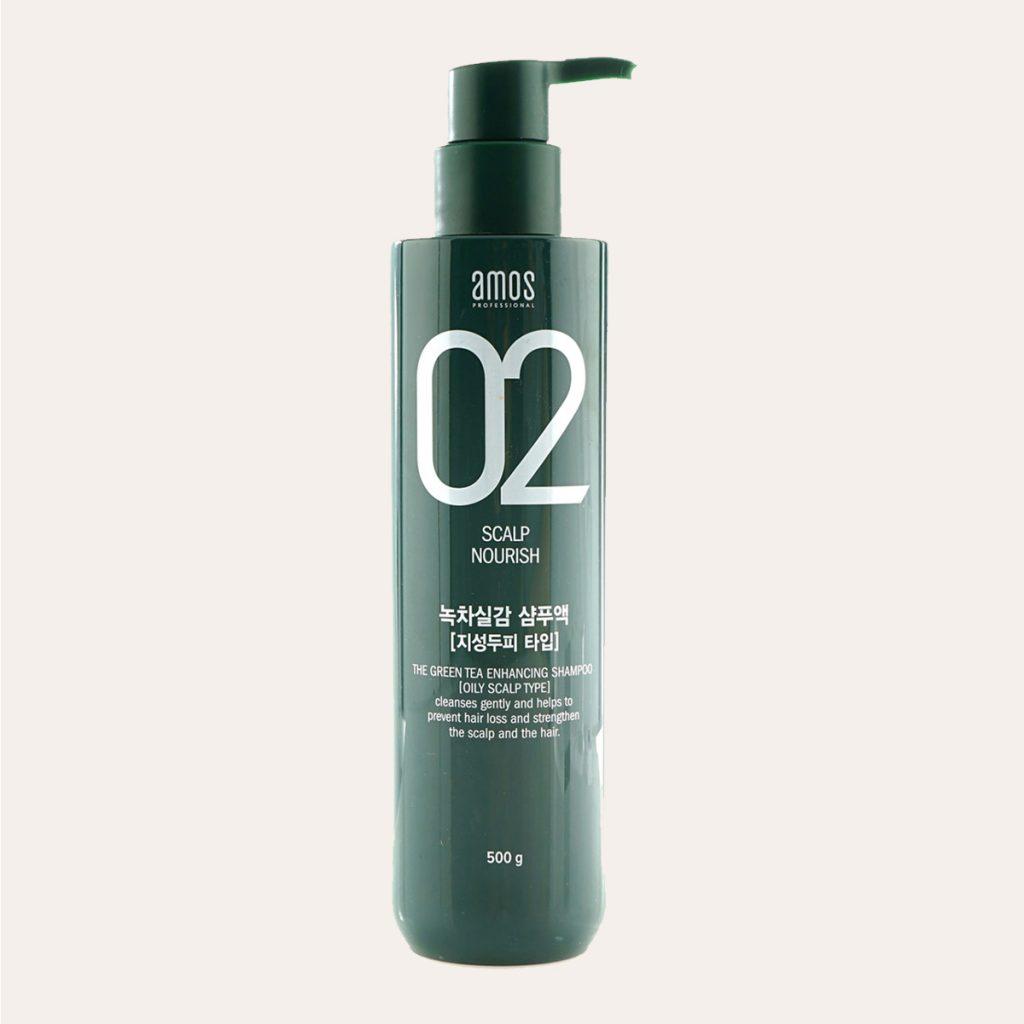 Amos Professional – Feel the Green Tea Shampoo