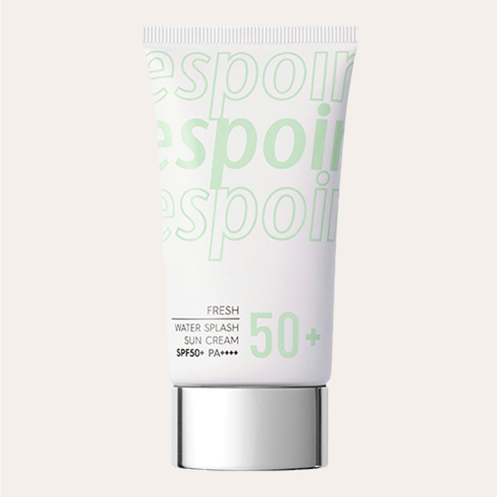 Espoir – Water Splash Sun Cream Fresh SPF50+ PA+++