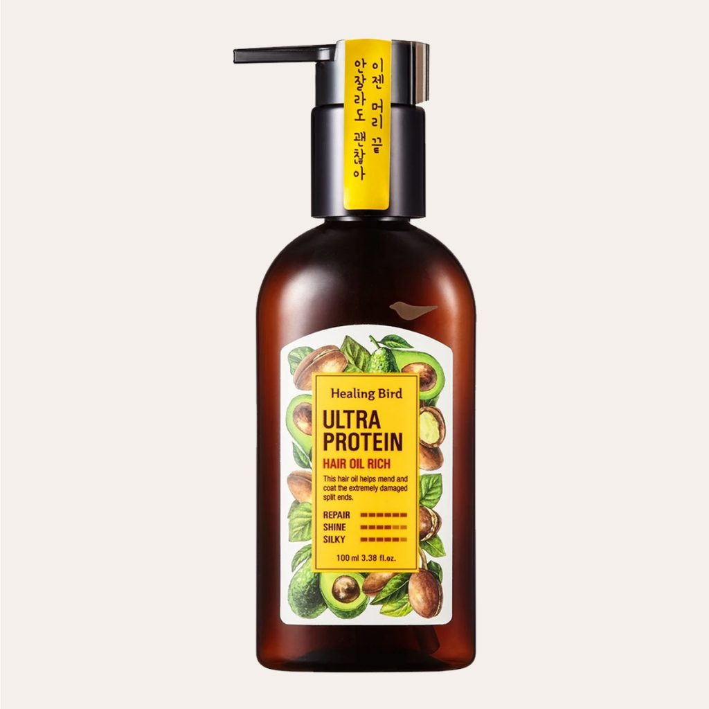 Healing Bird – Ultra Protein Hair Oil Rich