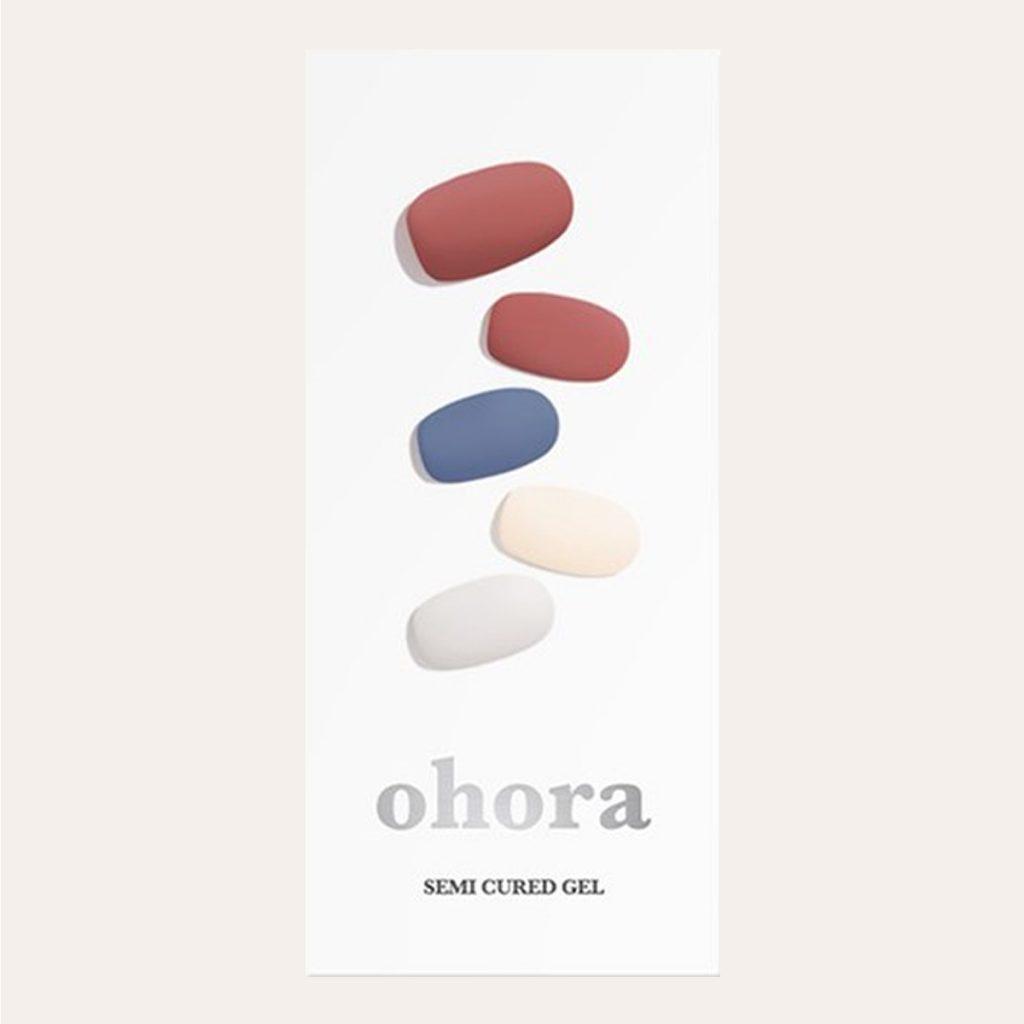 Ohora – Semi-Cured Gel Nail Strips