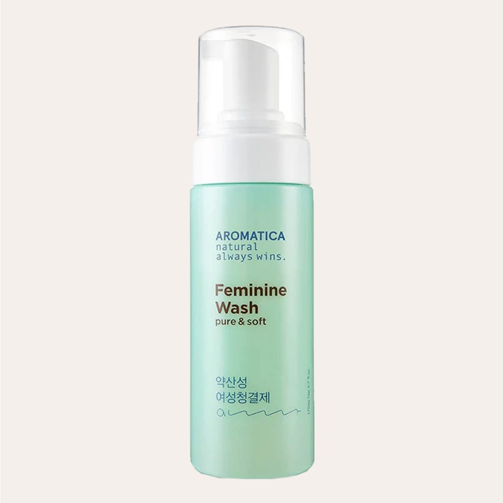 Aromatica – Pure & Soft Feminine Wash
