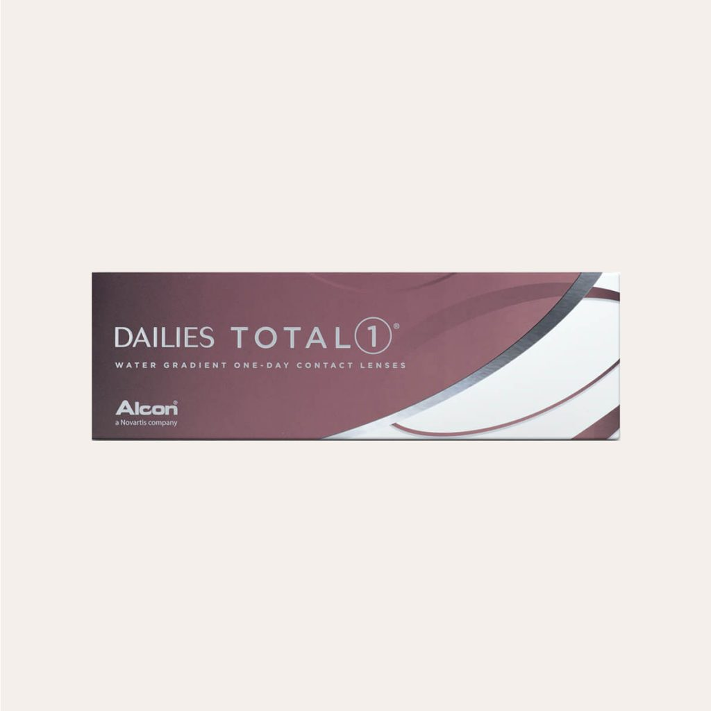 Alcon – Dailies Total 1 Water Gradient Daily Disposable