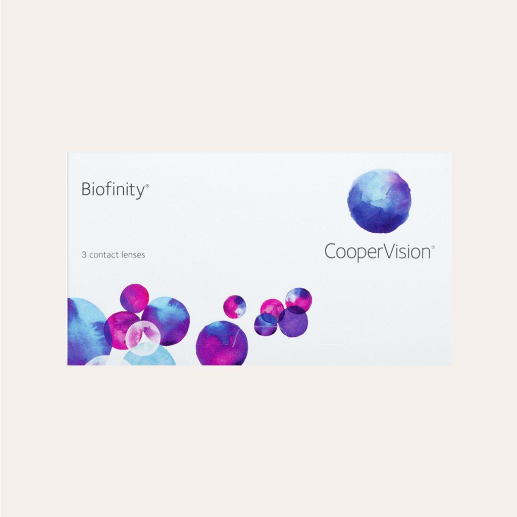Coopervision – Biofinity