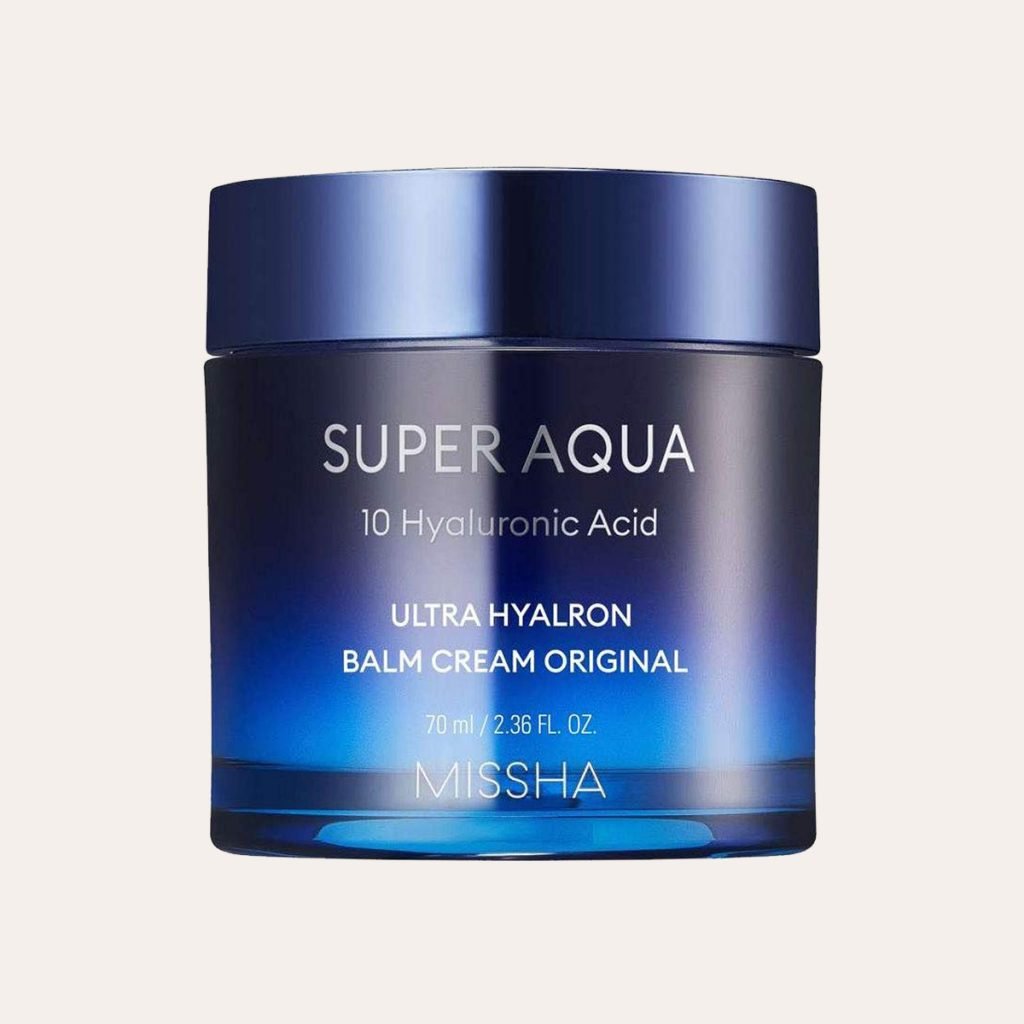 Missha – Super Aqua Ultra Hyalron Cream