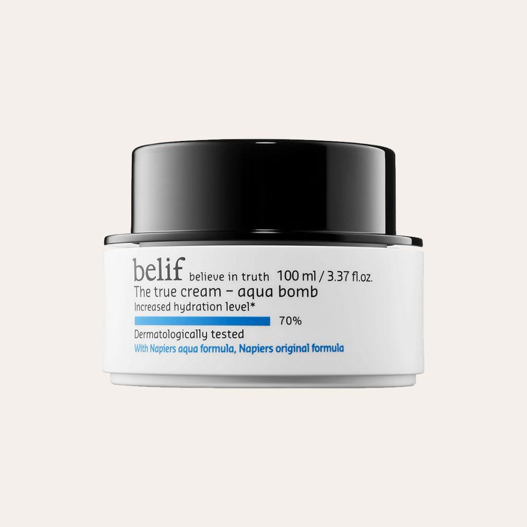 Belif – The True Cream Aqua Bomb