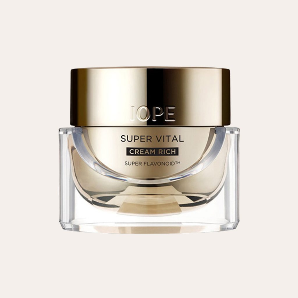 IOPE – Super Vital Cream Rich