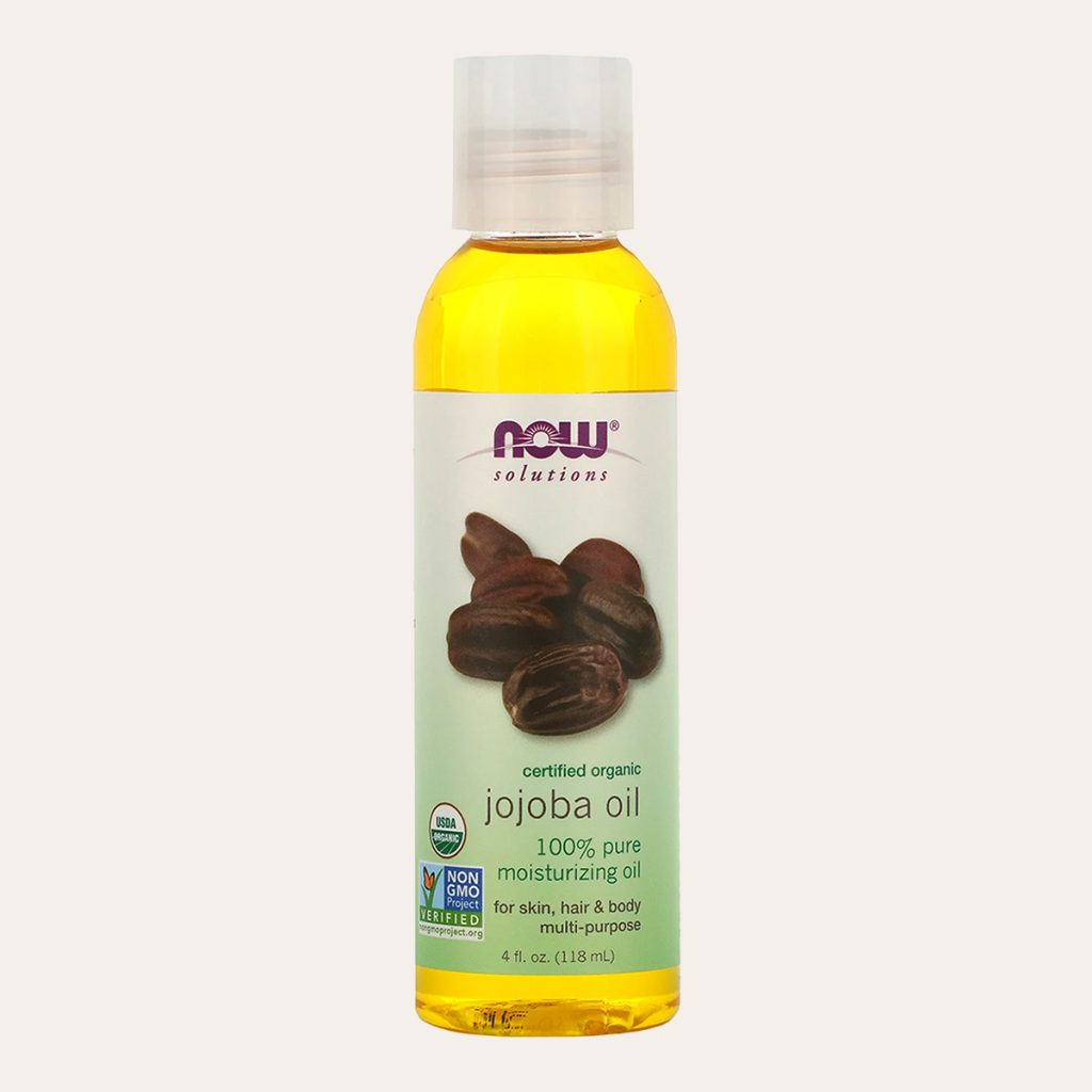 Now Foods – 100% Pure Organic Jojoba Oil