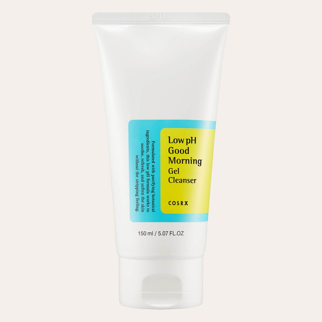 COSRX – Low pH Good Morning Cleanser