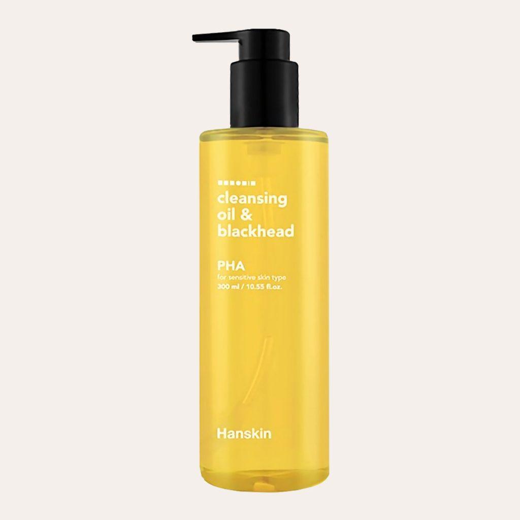 Hanskin – Cleansing Oil & Blackhead [PHA]