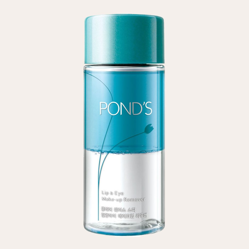 Pond's – Clear Face Spa Lip&Eye Make-up Remover