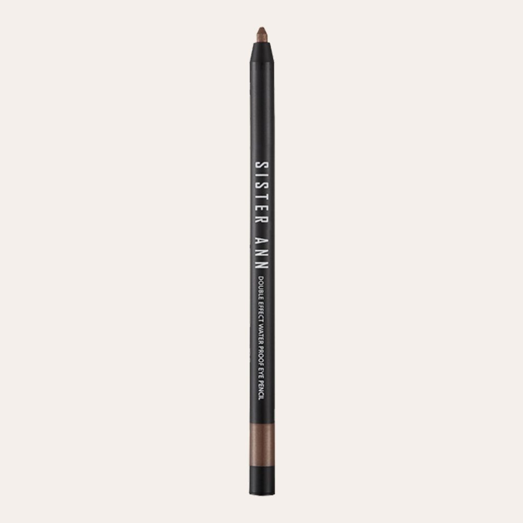 Sister Ann - Double Effect Waterproof Eye Pencil (#03 Cinnamon Mocha)