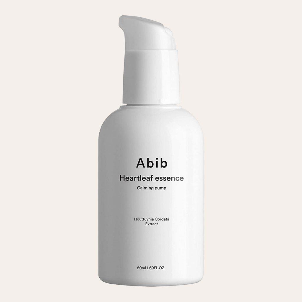 Abib – Heartleaf Essence Calming Pump